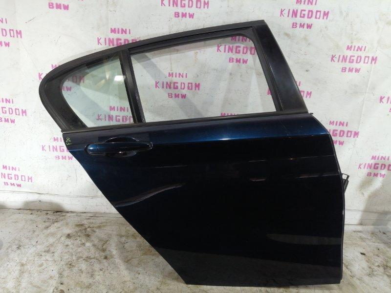 Дверь Bmw 1-Series F20 N13B16A 2011 задняя правая (б/у)
