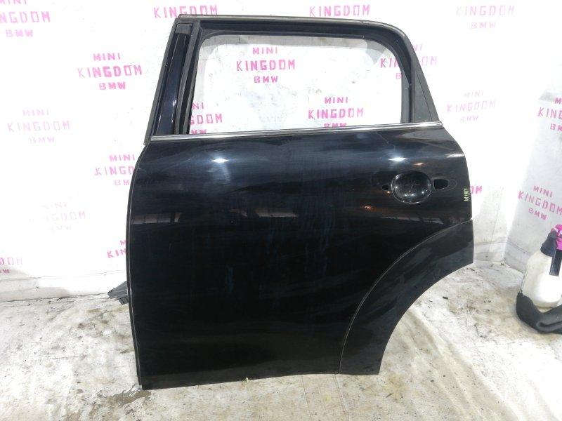 Дверь Mini Countryman R60 N18B16A 2013 задняя левая (б/у)
