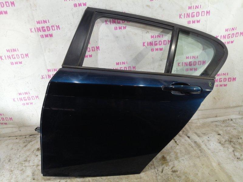 Дверь Bmw 1-Series F20 N13B16A 2011 задняя левая (б/у)
