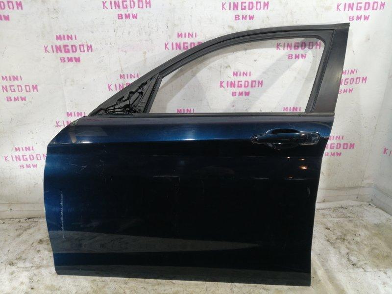 Дверь Bmw 1-Series F20 N13B16A 2011 передняя левая (б/у)
