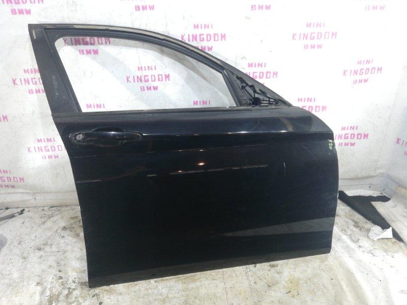 Дверь Bmw 1-Series F20 N13B16A 2012 передняя правая (б/у)