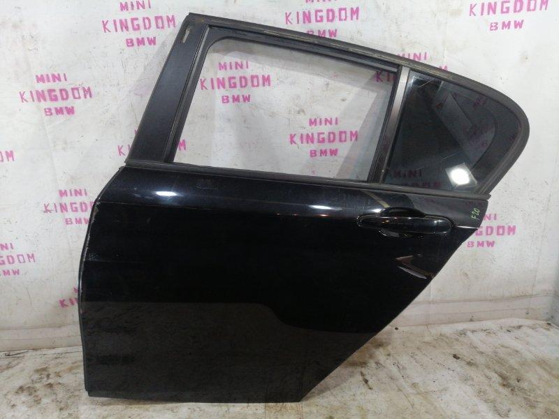Дверь Bmw 1-Series F20 N13B16A 2012 задняя левая (б/у)