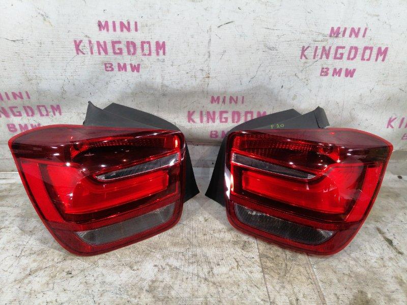 Комплект задних фонарей Bmw 1-Series F20 N13B16A 2011 (б/у)