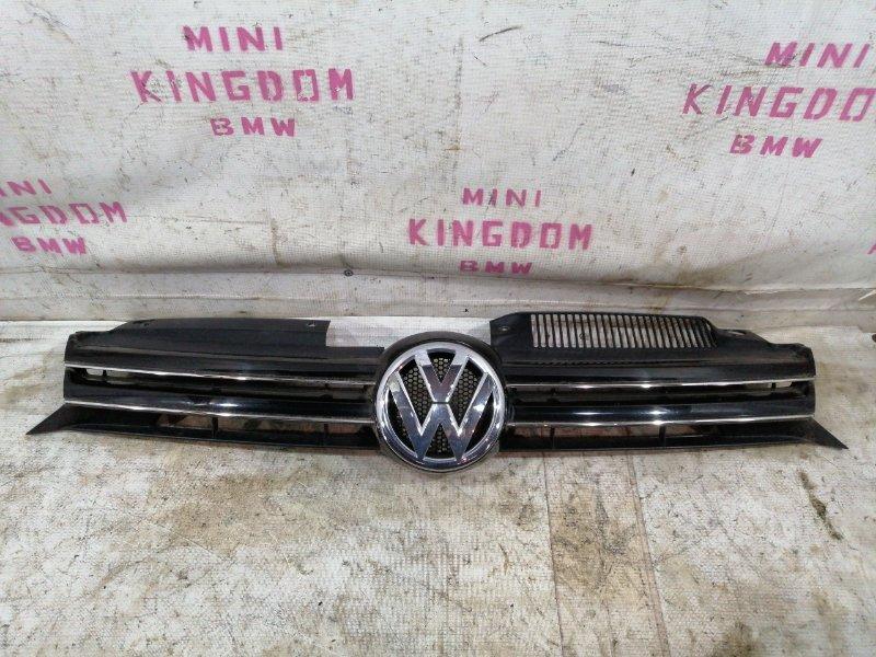 Решетка радиатора Volkswagen Golf 6 (б/у)