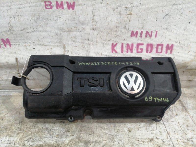 Крышка двигателя Volkswagen Passat B7 VARIANT 1.4 2012 (б/у)