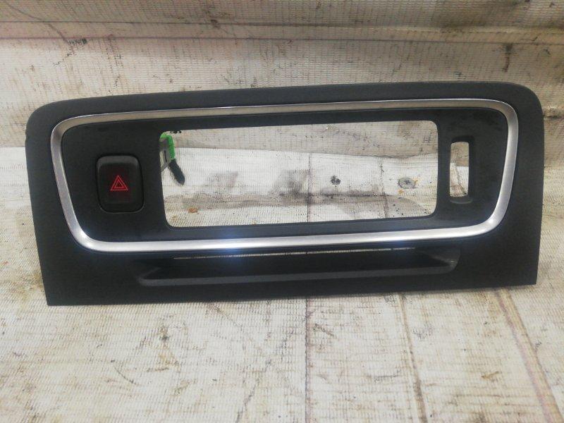 Панель передняя Volvo S60 Y20 B4164T 2011 (б/у)
