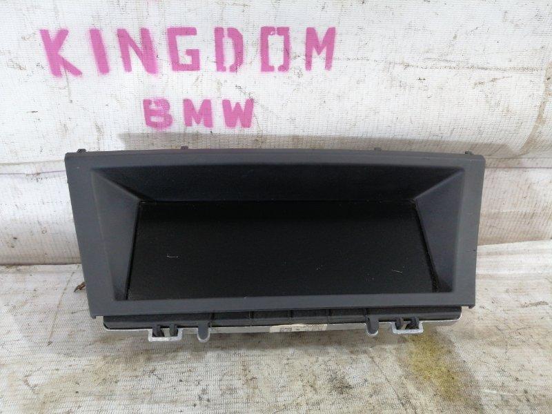 Монитор Bmw X5 E70 N52 2008 (б/у)