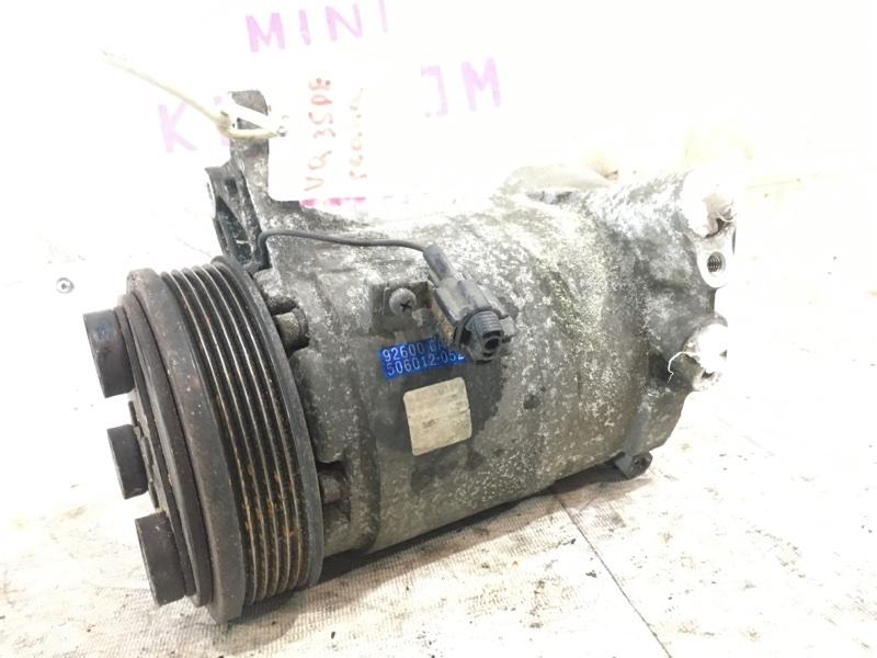Компрессор кондиционера Nissan Teana 31 VQ35DE (б/у)