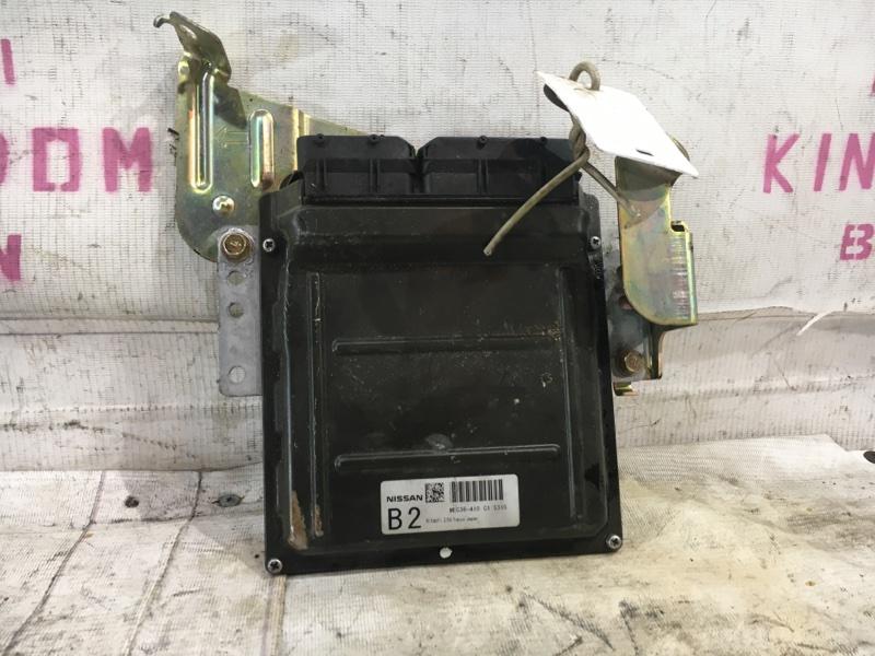 Блок управления двигателем Nissan Teana 31 VQ35DE (б/у)