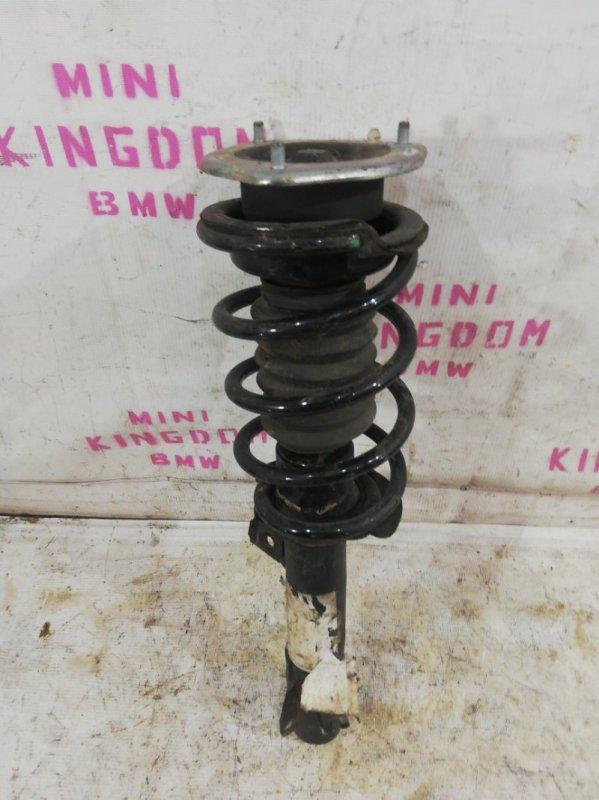 Стойка амортизатора Mini Countryman R60 N18B16A 2013 передняя левая (б/у)