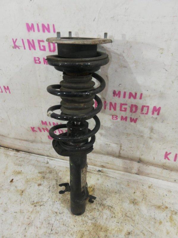 Стойка амортизатора Mini Countryman R60 N18B16A 2013 передняя правая (б/у)