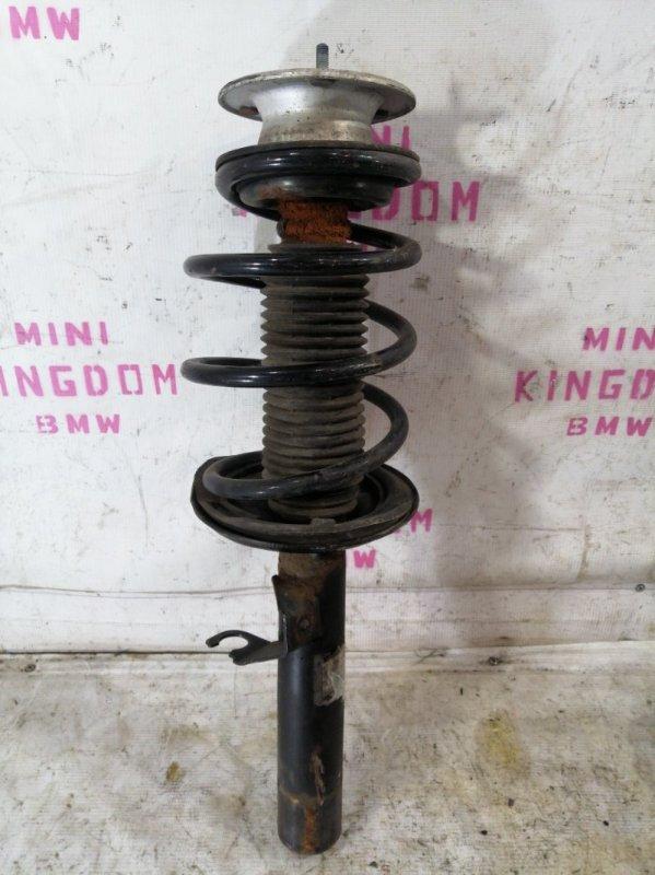 Стойка амортизатора Bmw X3 E83 N52B25A 2006 передняя левая (б/у)