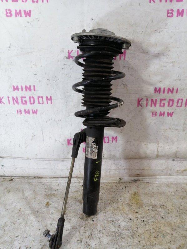 Стойка амортизатора Bmw 1-Series F20 N13B16A 2011 передняя левая (б/у)