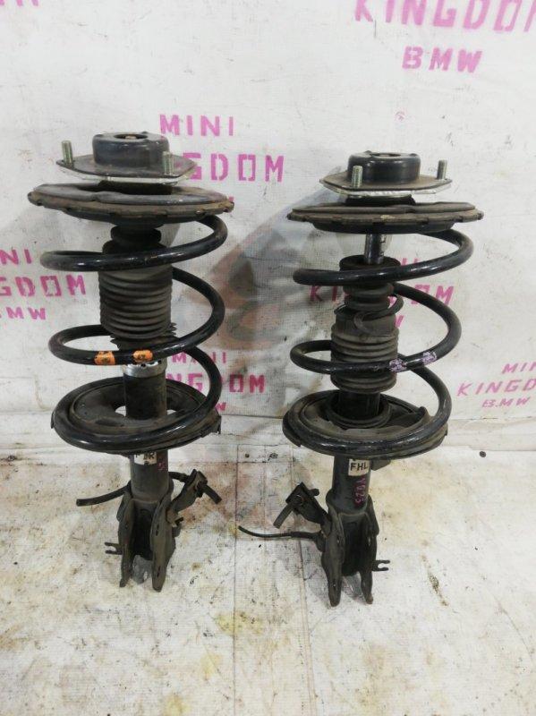 Комплект стоек амортизатора Nissan Teana 31 VQ23DE передний (б/у)