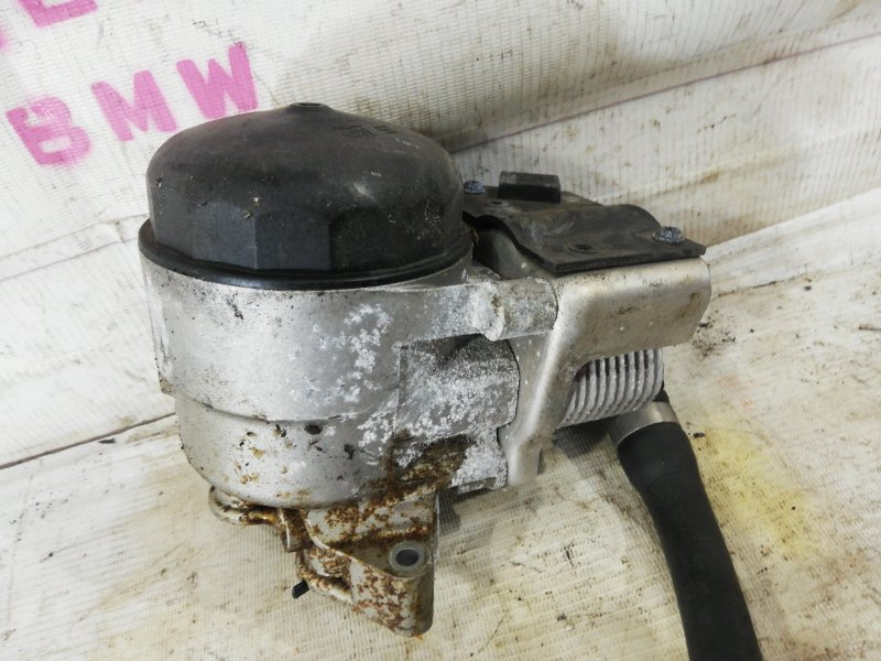 Корпус масляного фильтра Bmw 3-Series E46 N46 (б/у)