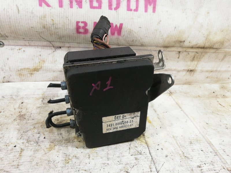 Блок abs Bmw X1 E84 N20B20A 2012 (б/у)