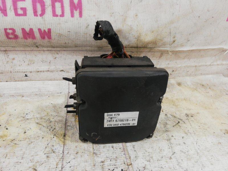 Блок abs Bmw X5 E70 N52 2008 (б/у)