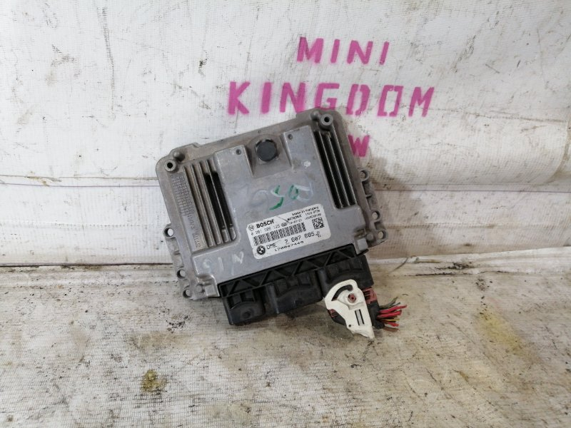 Блок управления двигателем Mini Countryman R60 N16 2013 (б/у)