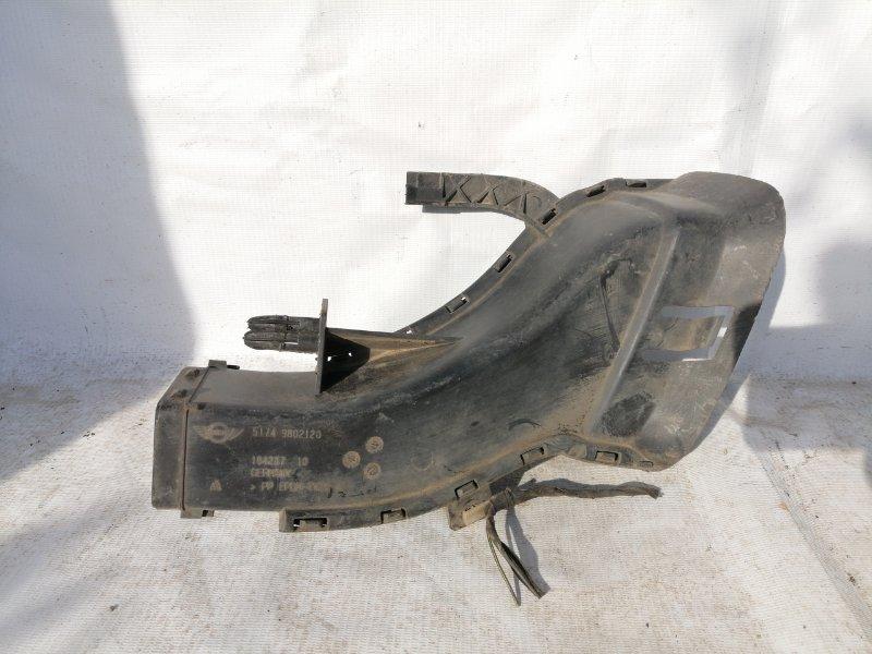 Воздуховод тормозов Mini Countryman R60 N18B16A 2013 передний правый (б/у)