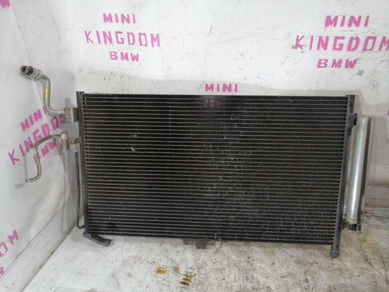 Радиатор кондиционера Subaru Forester SG5 (б/у)
