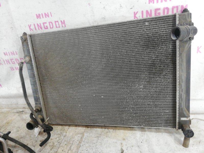Радиатор двигателя Nissan Teana 32 VQ35DE (б/у)