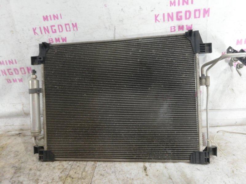 Радиатор кондиционера Nissan Teana 31 VQ35DE 2003 (б/у)