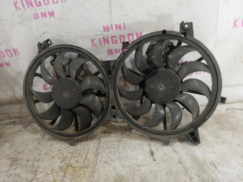 Вентилятор Nissan Teana 32 VQ35DE 2003 (б/у)