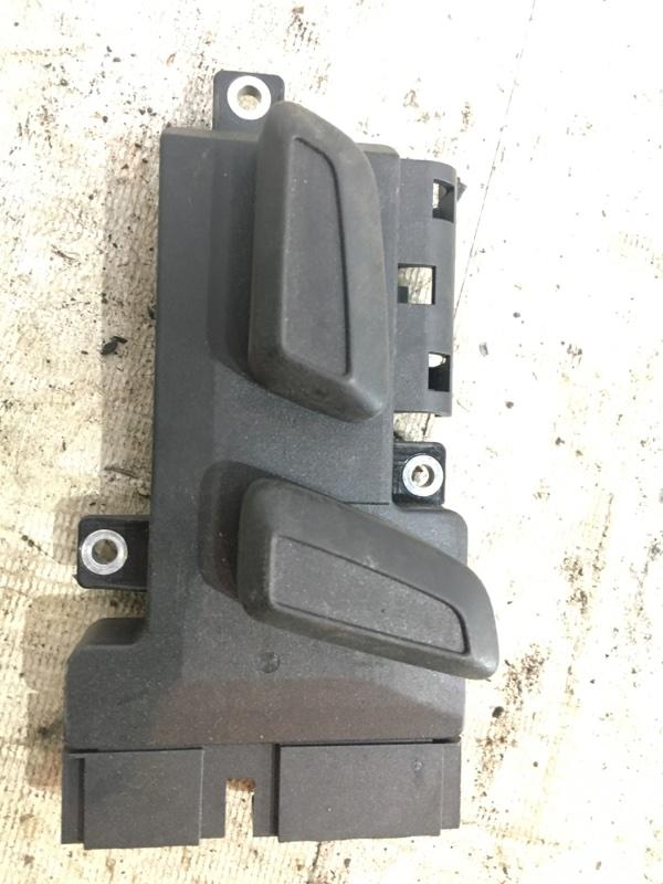 Кнопка регулировки сидений Audi A6 C6 AUK передняя левая (б/у)