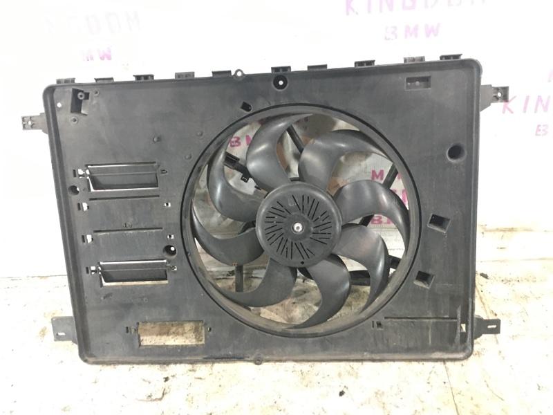 Вентилятор радиатора Volvo S60 Y20 B4164T 2011 (б/у)