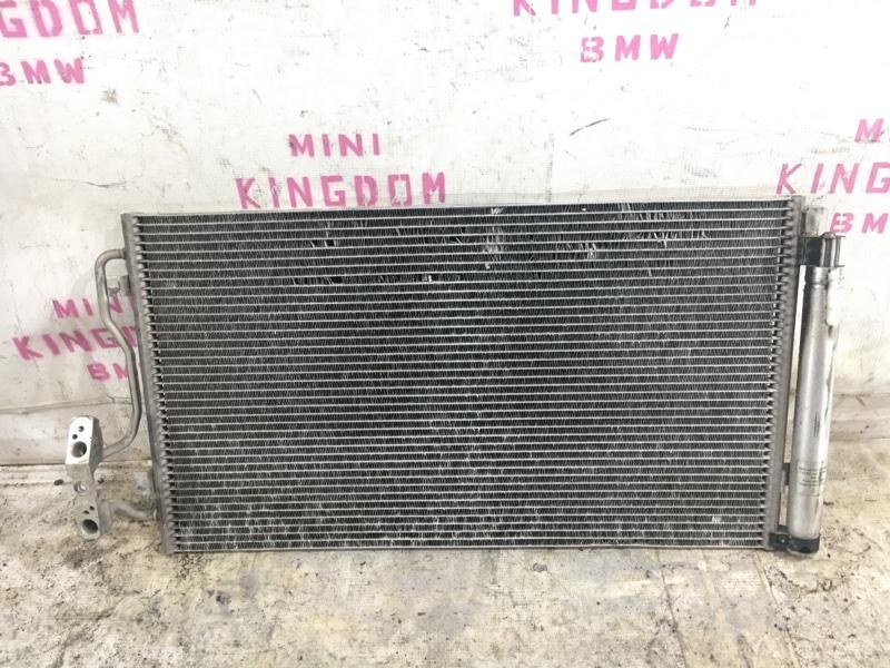 Радиатор кондиционера Bmw 1-Series F20 N13B16A 2012 (б/у)