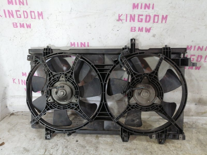 Вентилятор радиатора Subaru Forester SG5 (б/у)