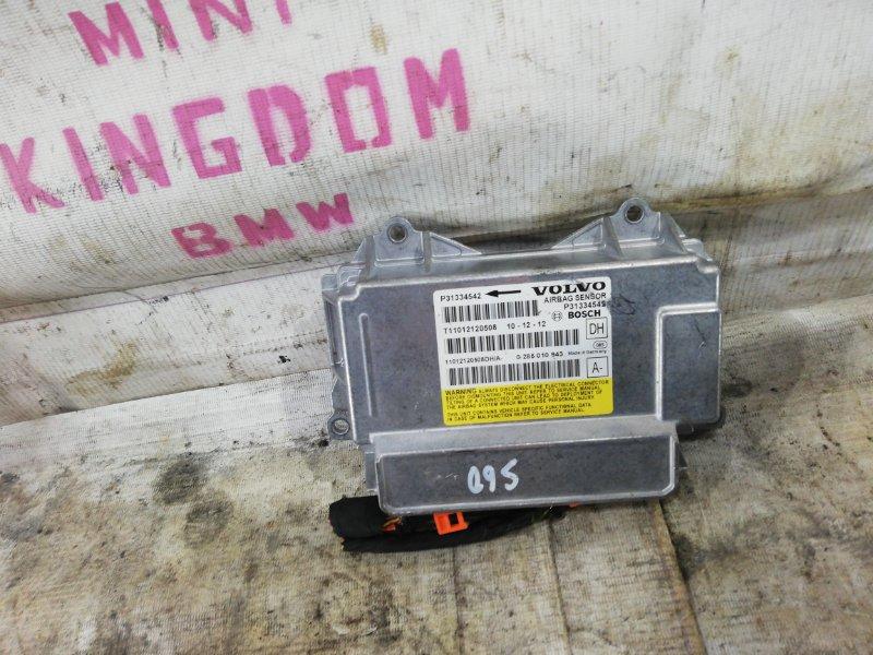Блок управления airbag Volvo S60 Y20 B4164T 2011 (б/у)
