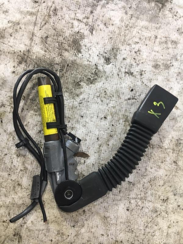 Натяжитель ремня безопасности Bmw X3 E83LCI N52 2006 передний правый (б/у)
