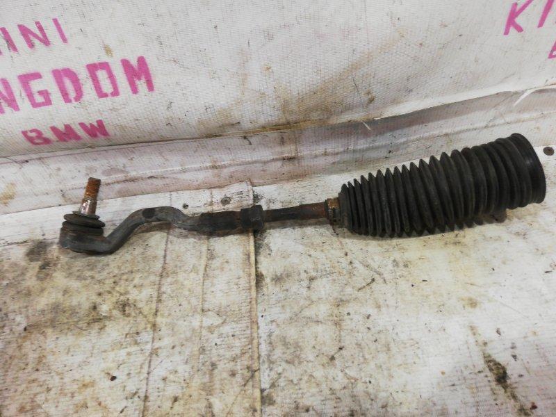 Рулевая тяга с наконечником Bmw X5 E70 N52 2008 передняя левая (б/у)