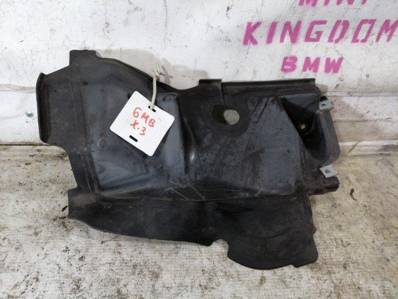 Воздуховод Bmw X3 E83 N52B25A 2006 передний правый (б/у)