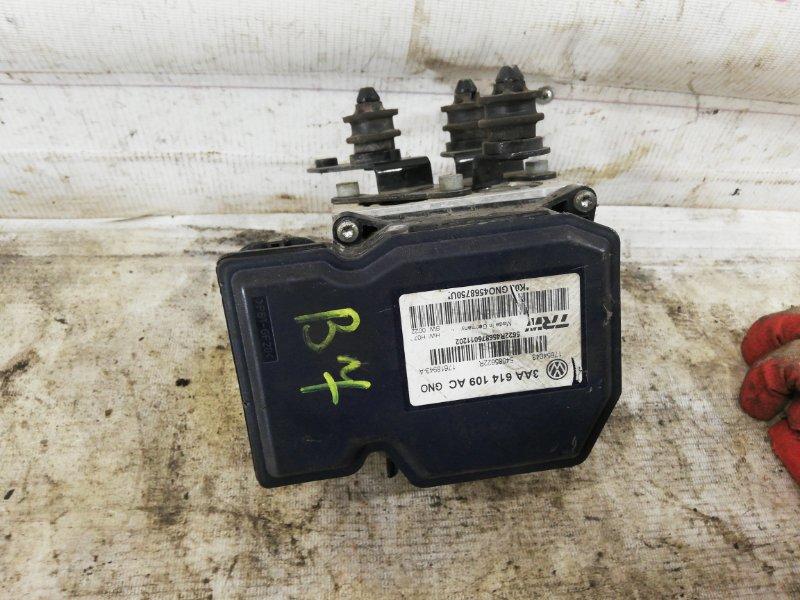 Блок abs Volkswagen Passat B7 VARIANT 1.4 2012 (б/у)