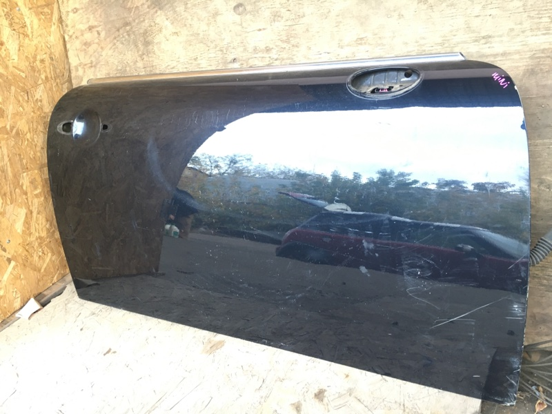 Дверь Mini Cooper R56 N12 2007 передняя правая (б/у)