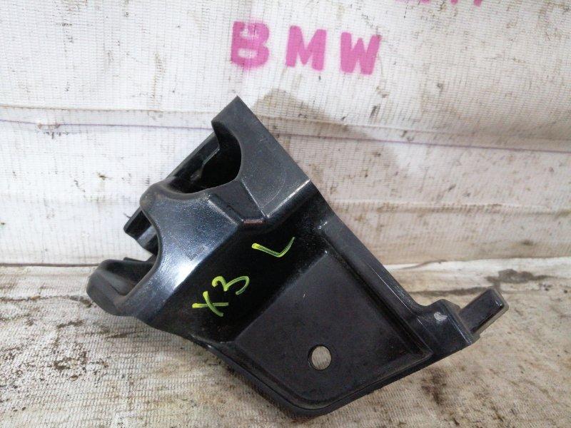 Кронштейн крепления бампера Bmw X3 E83 N52B25A 2006 задний левый (б/у)