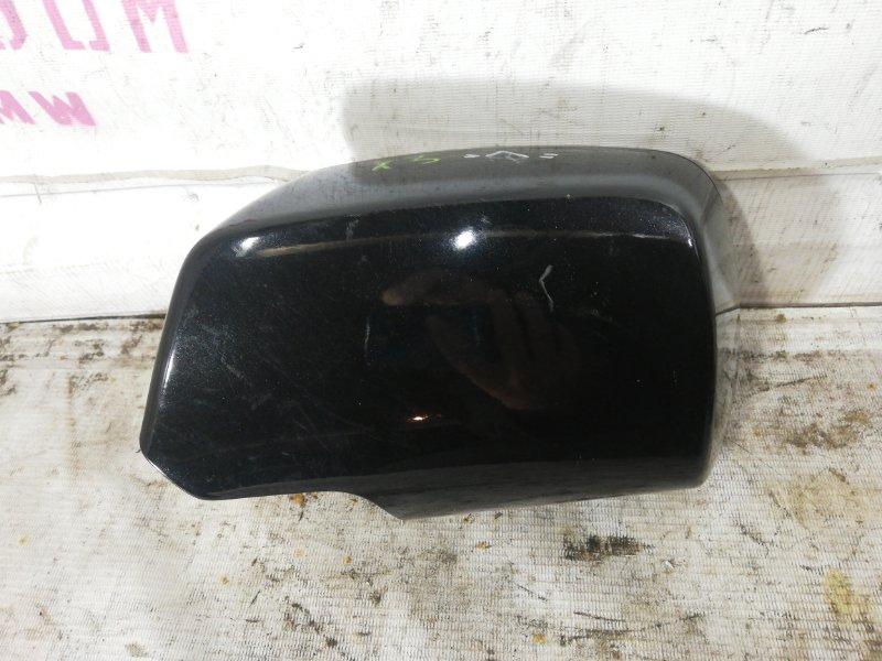 Крышка зеркала Bmw X3 E83 N52B25A 2006 левая (б/у)