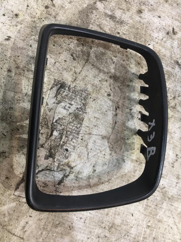 Крышка зеркала Bmw X3 E83 N52 2006 правая (б/у)