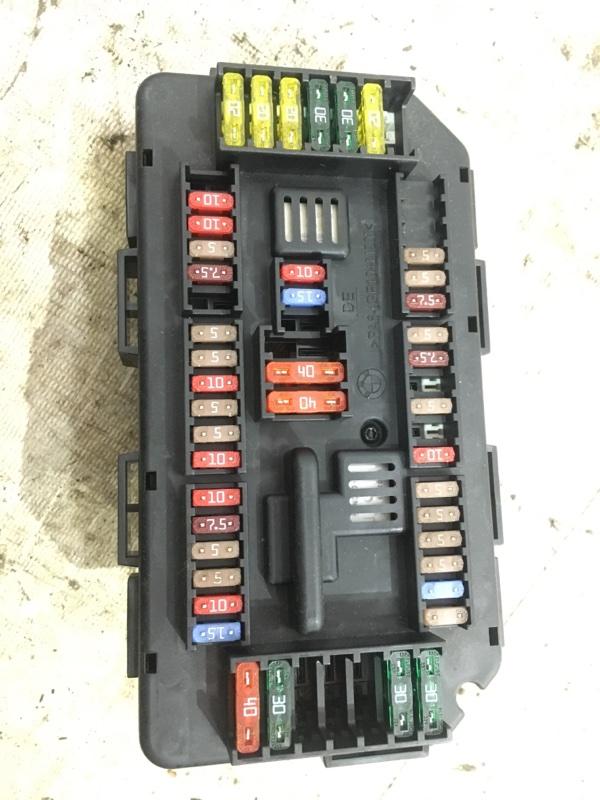 Блок предохранителей Bmw 1-Series F20 N13B16A 2011 (б/у)