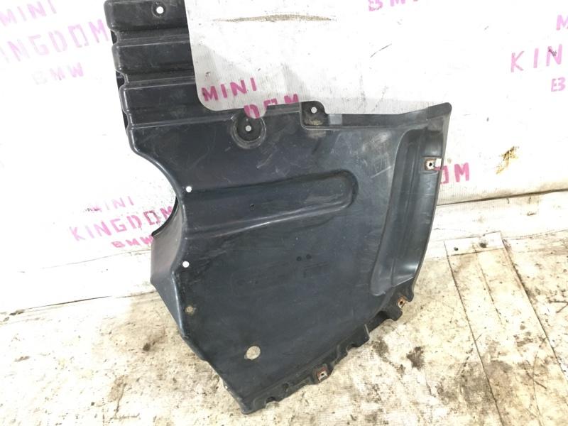 Облицовка днища кузова Bmw X1 E84 N20B20A 2012 задняя правая (б/у)