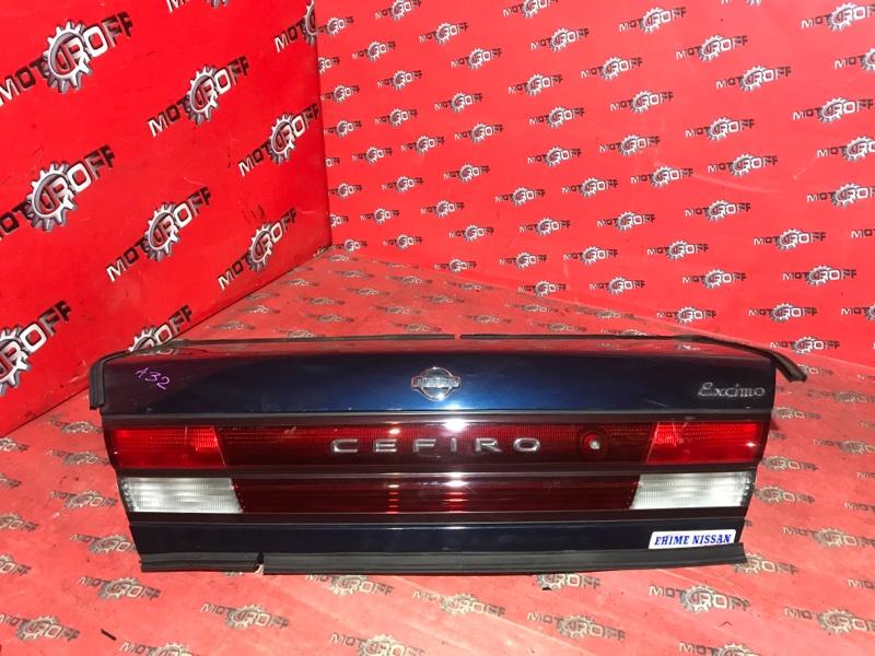 Крышка багажника Nissan Cefiro A32 VQ20DE 1994 задняя (б/у)