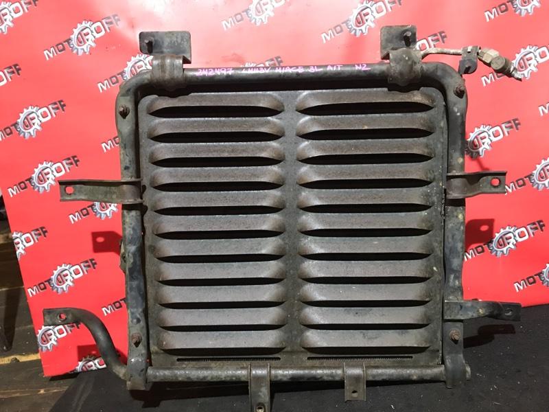 Радиатор кондиционера Toyota Hiace LH113V 3L 1989 (б/у)