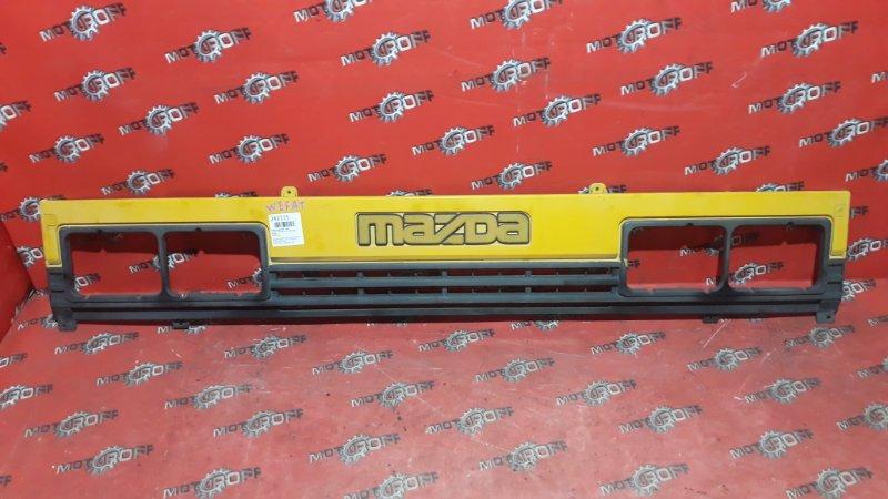 Решетка радиатора Mazda Titan WEFAT HA 1985 нижняя (б/у)