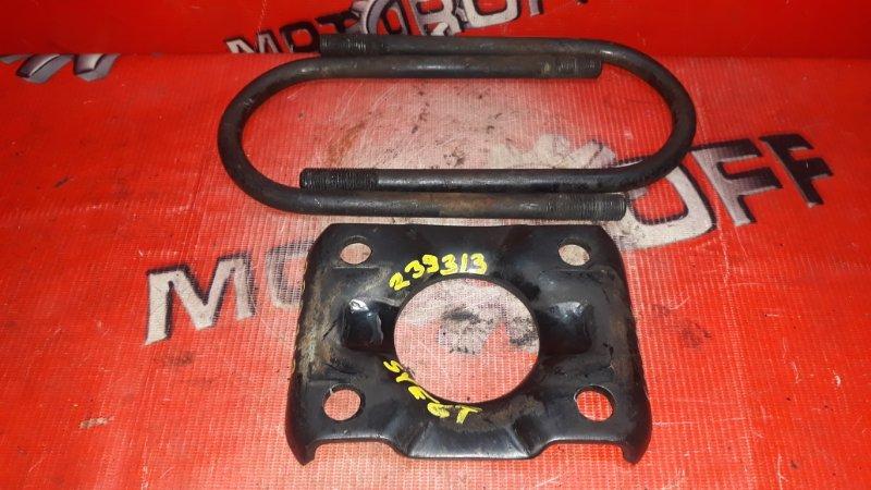 Стремянка рессоры Mazda Titan SY6ET FE 2000 задняя (б/у)