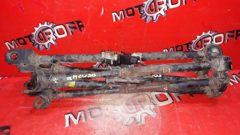 Тяга задняя Toyota Kluger V MCU20W 1MZ-FE 2000 задняя (б/у)