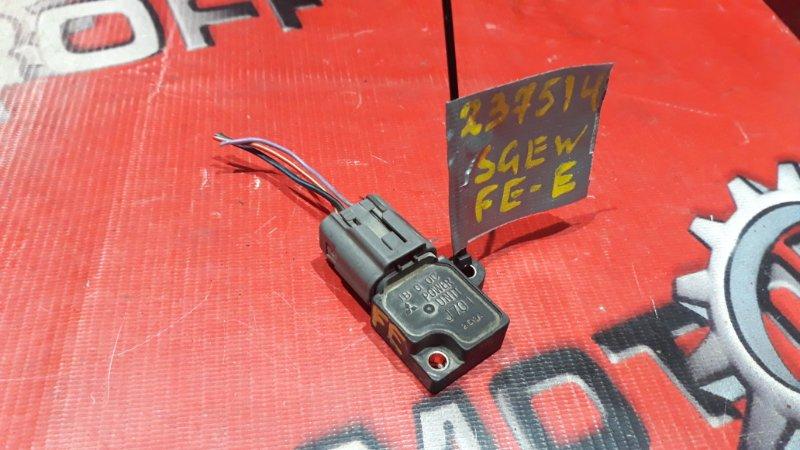 Расходомер (датчик расхода воздуха) Mazda Bongo Friendee SGEW FE-E 1999 (б/у)