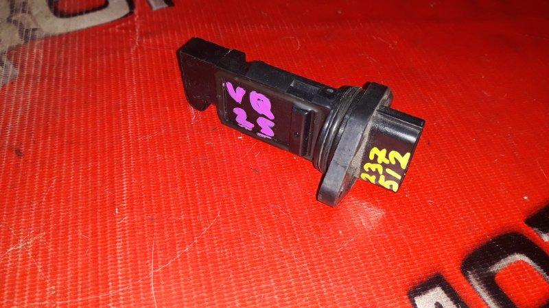 Расходомер (датчик расхода воздуха) Nissan Skyline V35 VQ25DD 2001 (б/у)
