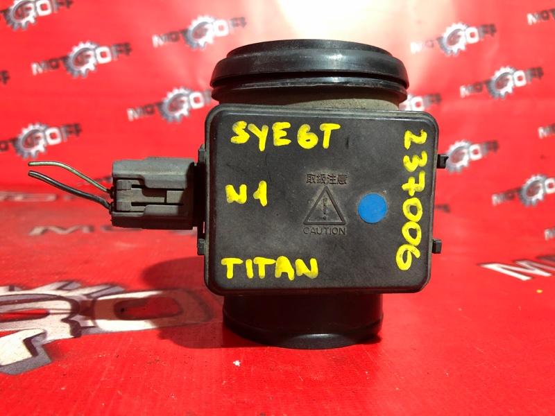Расходомер (датчик расхода воздуха) Mazda Titan SY6ET FE 2000 (б/у)